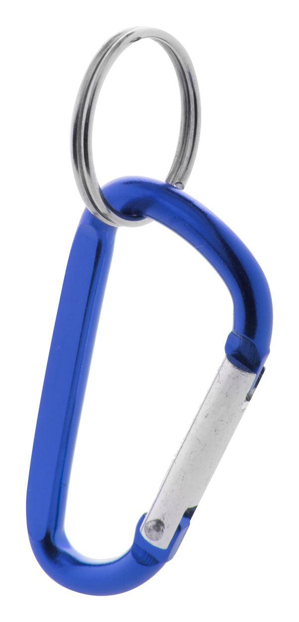 синий карабин Zoko