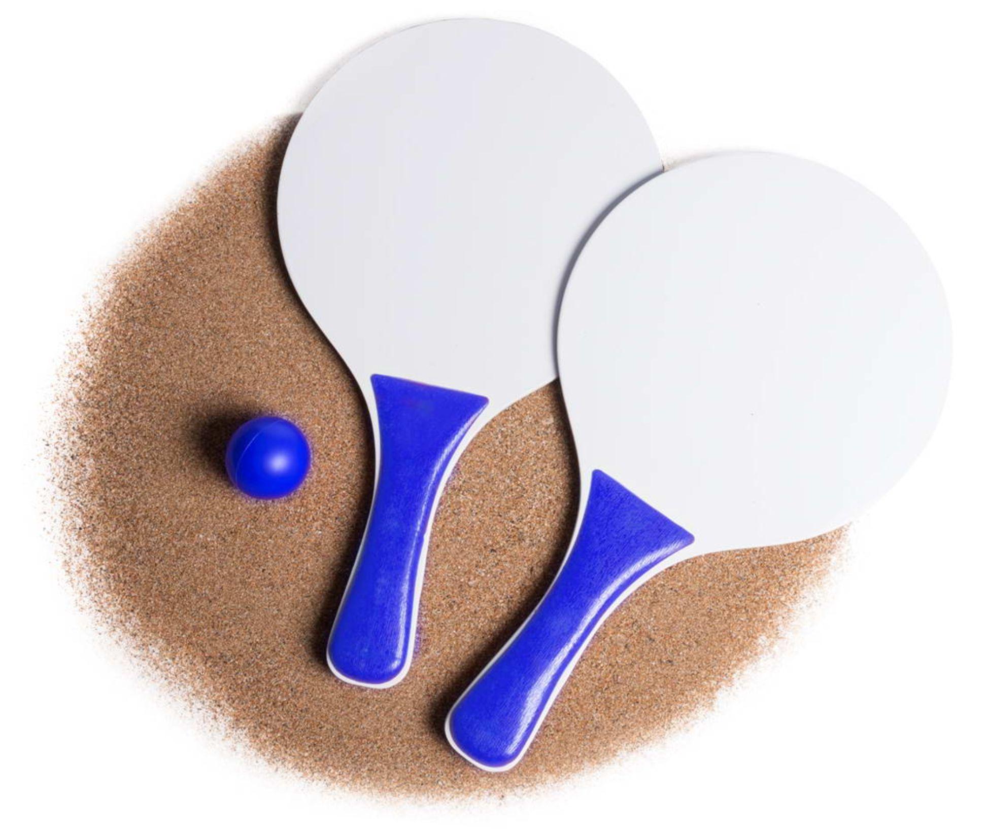 Наборы для игры в пляжный теннис Cupsol