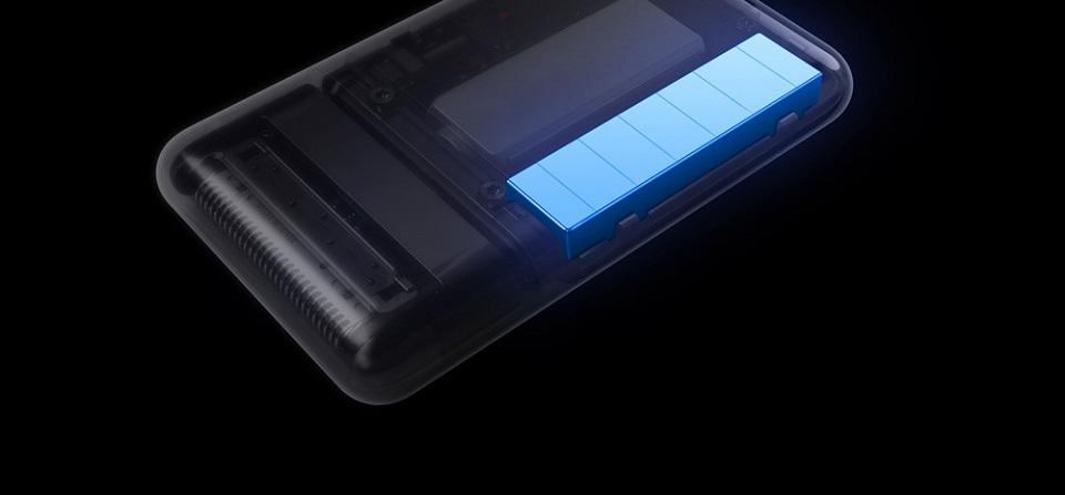 Электробритва Mijia Portable Electric Shaver MJTXD01XM встроенный аккумулятор