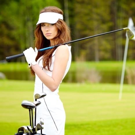 свидание в гольф-клубе