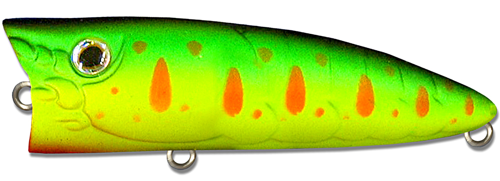 Воблер Zipbaits ZBL System minnow popper tiny (3,7г) 313R