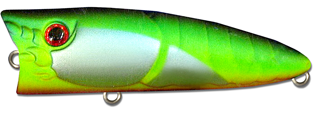 Воблер Zipbaits ZBL System minnow popper tiny (3,7г) 537R