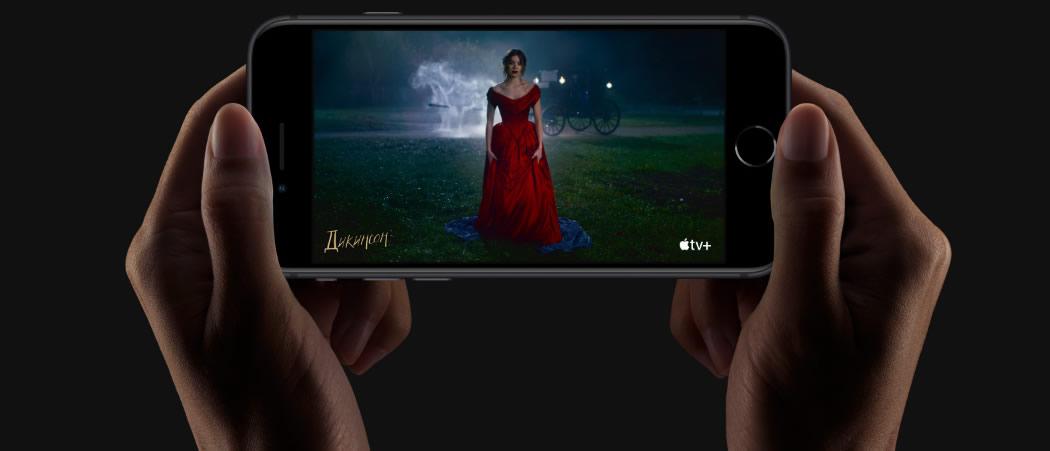 iPhone SE 2020 аккумулятор