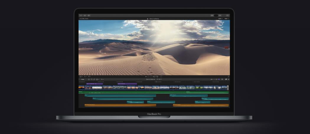 MacBook Pro в наличии