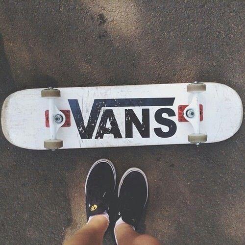 Pin by Tori Anaya on Skateboarding❤️❤️ | Vans skateboard ...