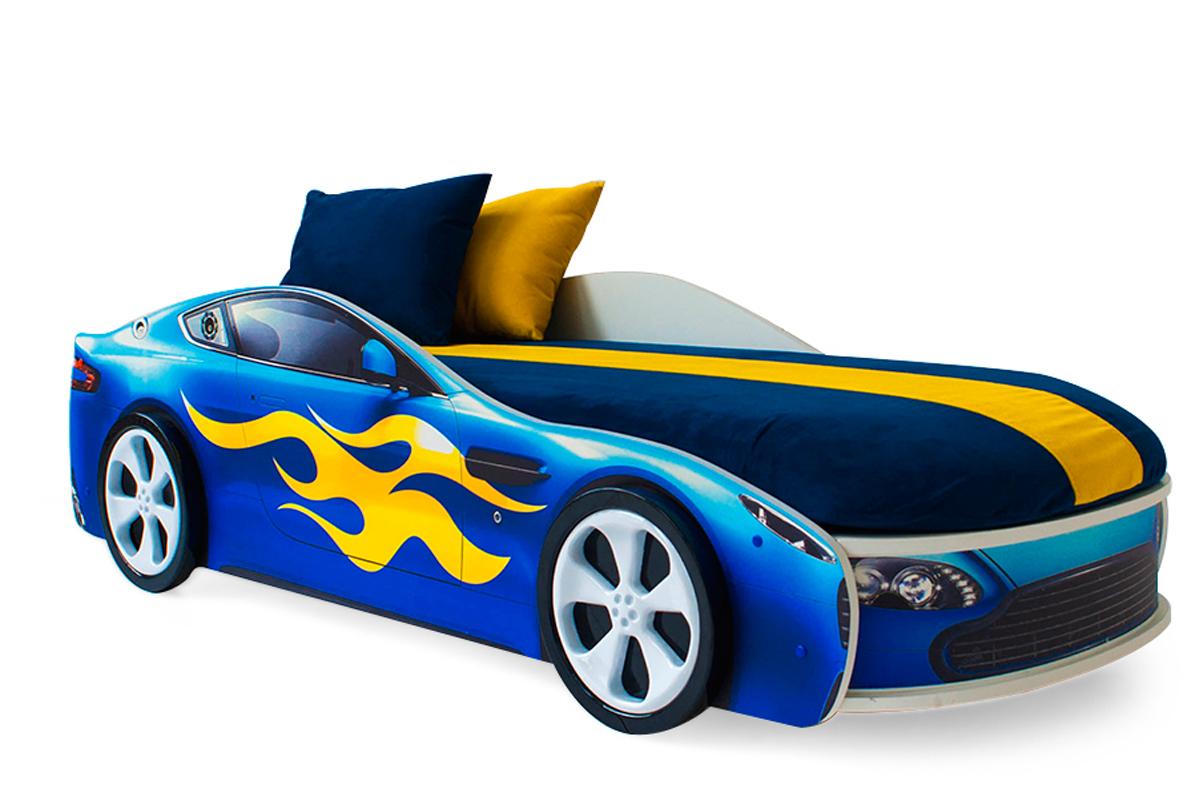 Синий Бондмобиль