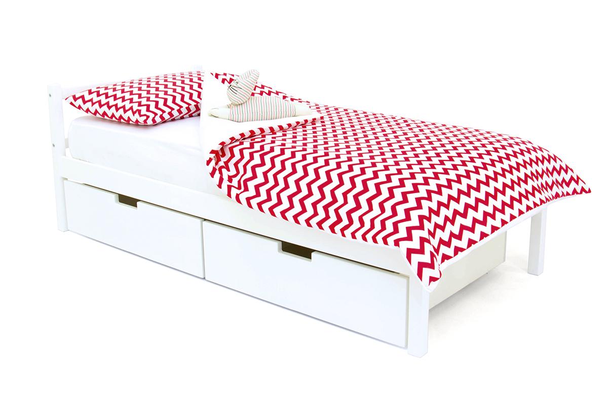 кровать детская белый
