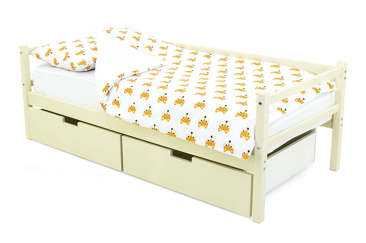 кровать-тахта бежевый