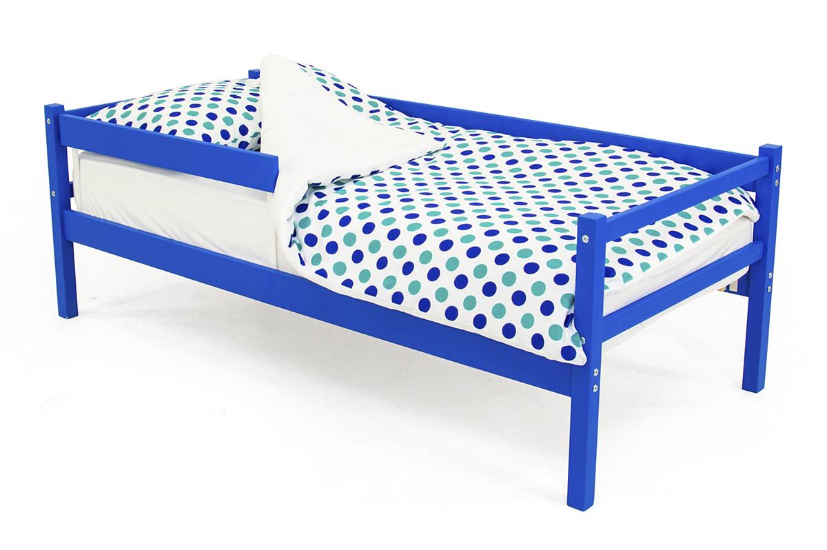 кровать-тахта синий