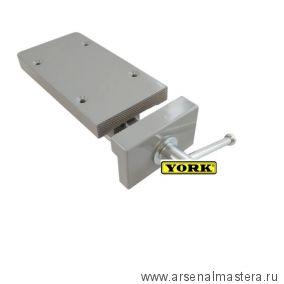 Тиски столярные врезные плоские 90 / 240 мм York HV584 М00018058