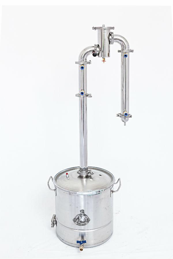 Джин корзина для бражной колонны АЛКОВАР