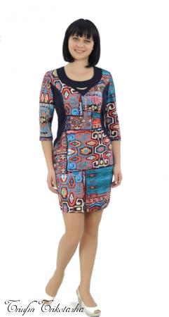 Платье Людмила