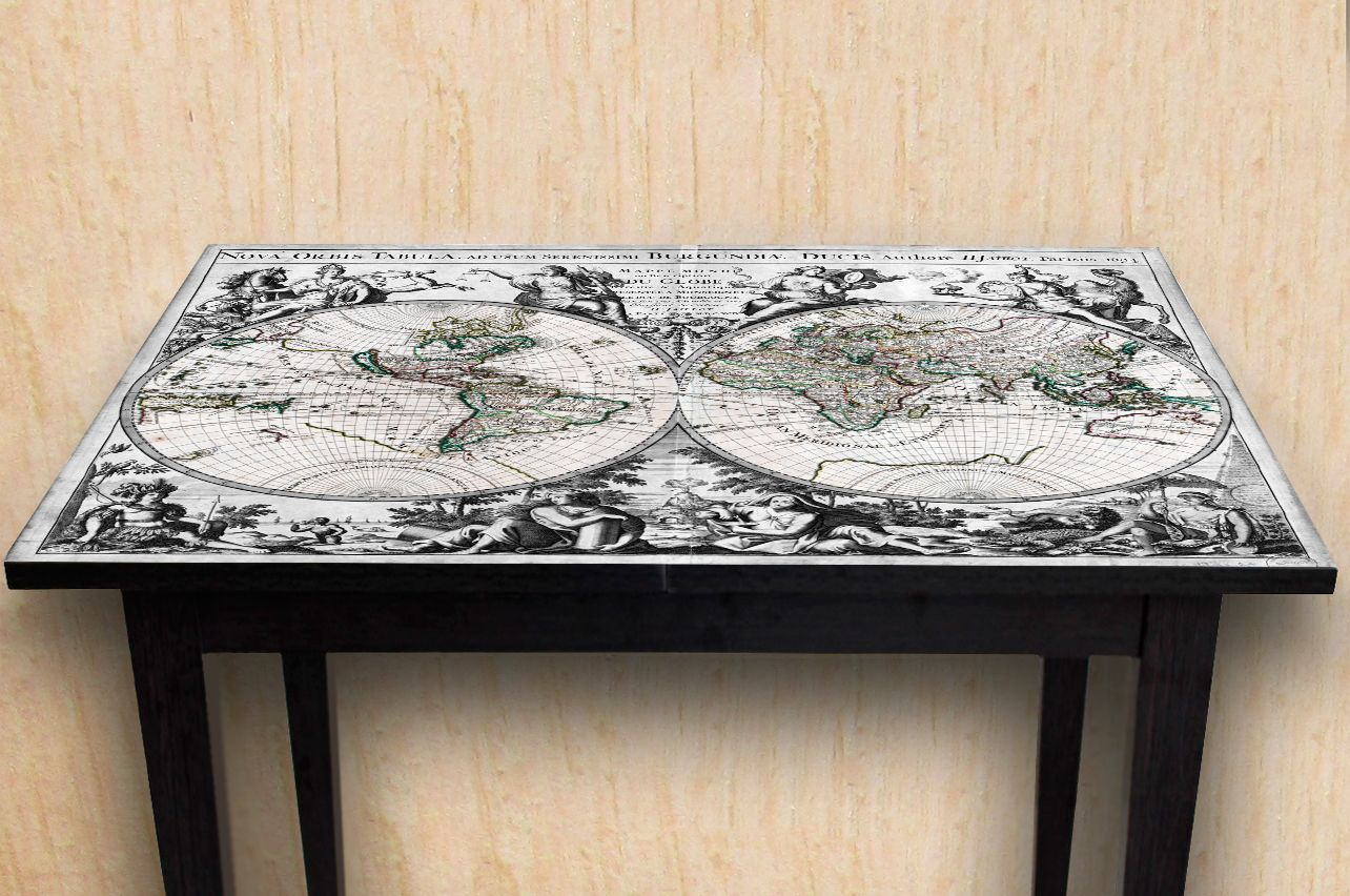 Stickers a Table - Open world | Table Decals in x-decor.com