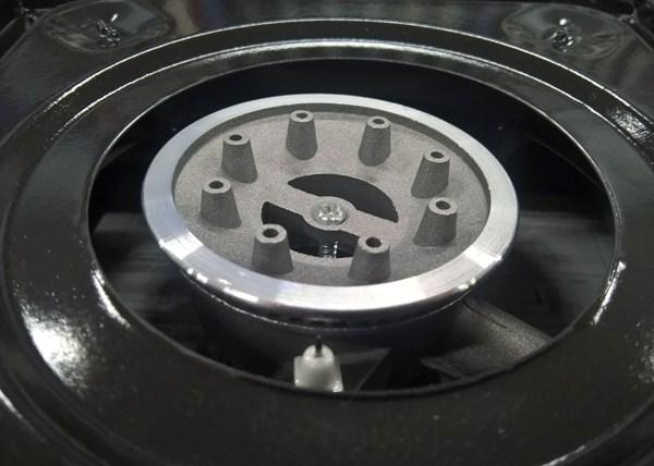 Портативная газовая плита Lanis LP-1000 - горелка
