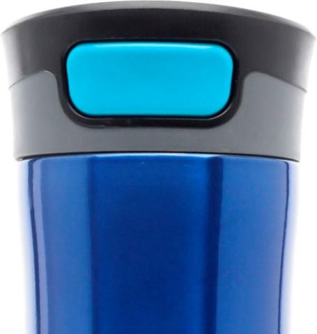 Термостакан для напитков el Gusto коллекция Berry 470 мл - крышка с кнопкой