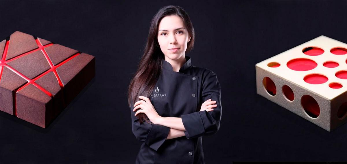 Диана Красько и ее торты