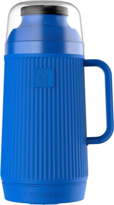 Термос Termolar с колбой из стекла 0,75 литра - цилиндрическая форма