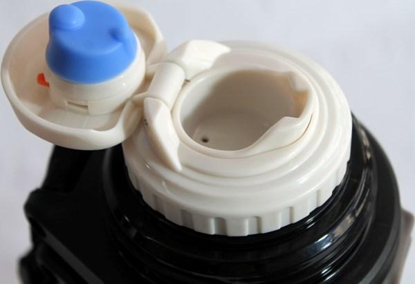 Термос Steel Drink для напитков - пробка с силиконовыми уплотнителями