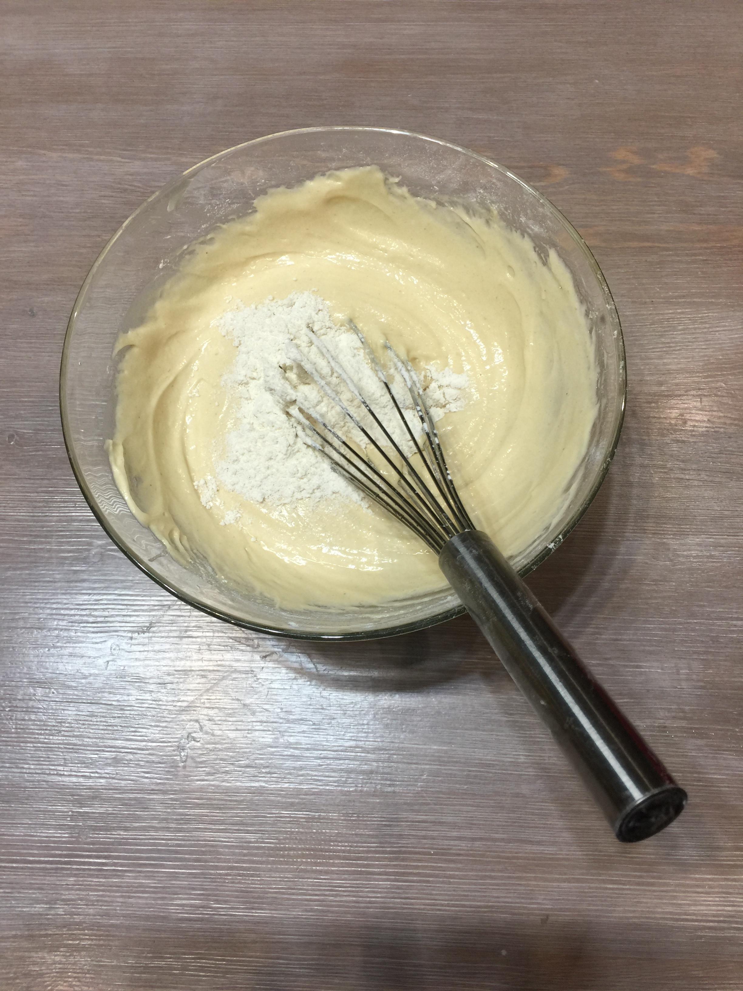 Кекс с урбечом рецепт