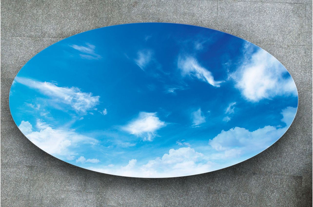 Stickers a Table - Cloudiness | Table Decals in x-decor.com
