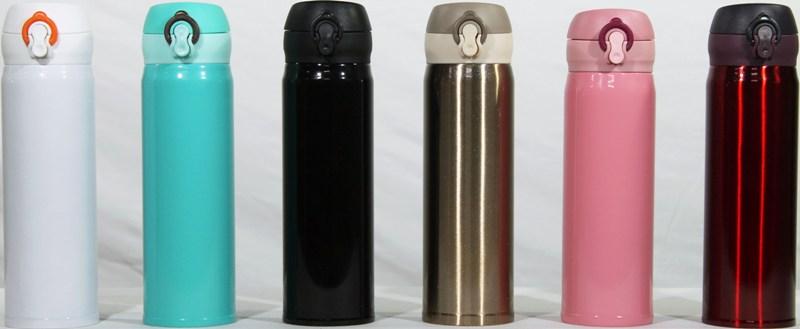 Тамблер питьевой Vetta 500 мл с поилкой - ассортимент цветов