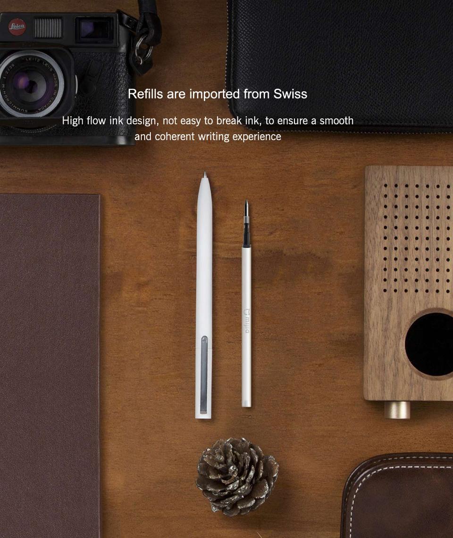 Сменный стержень  Ink Pen refill для ручки Xiaomi Mijia чернило