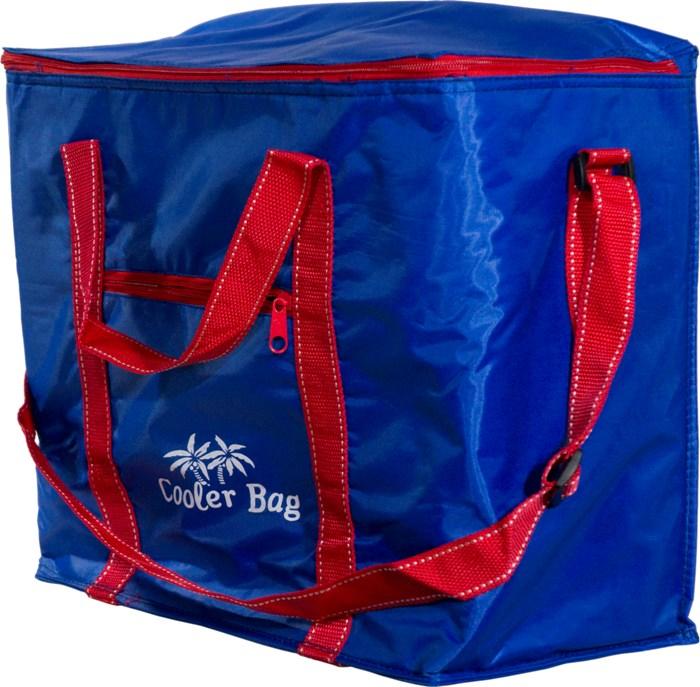Изотермическая термосумка Cooler Bag 26 литров - удобная форма