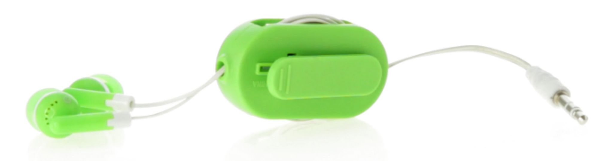 наушники со светоотражателем и держателем RASUM