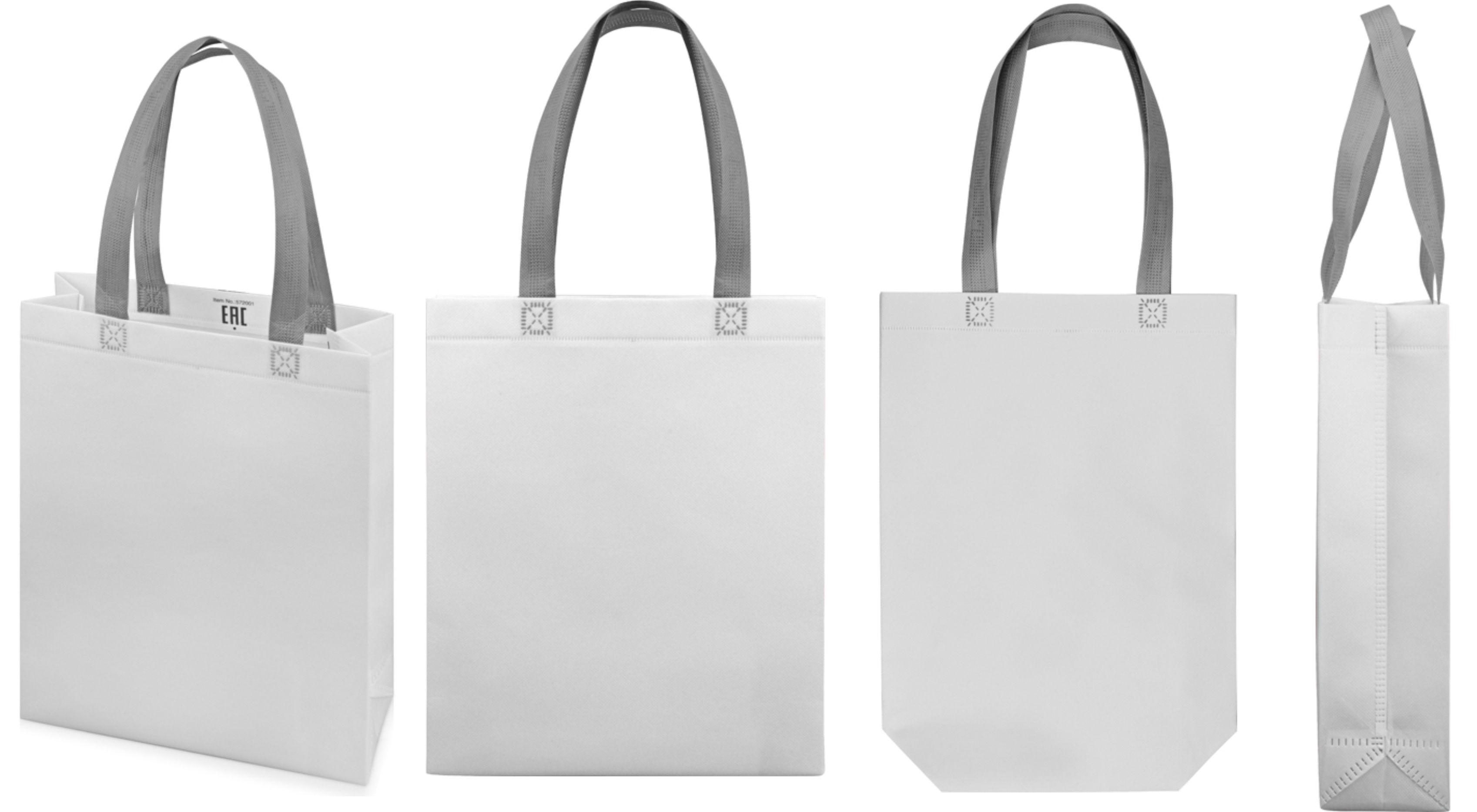 сумки для покупок с логотипом