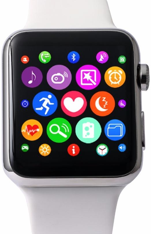Умные сенсорные часы для синхронизации со смартфонами Smart Watch IWO 5 new 2018