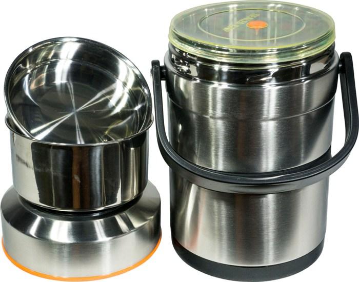 Термос Steel Food L 2,6 литра для еды - ёмкости из нержавеющей стали