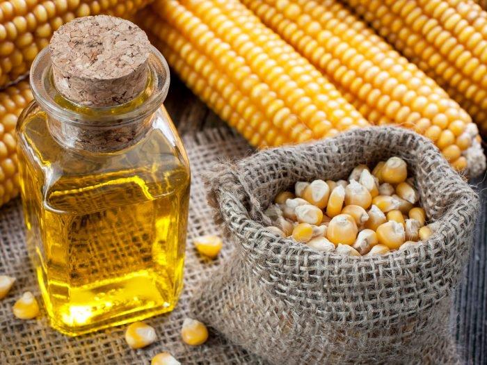 Масло кукурузное купить в Москве