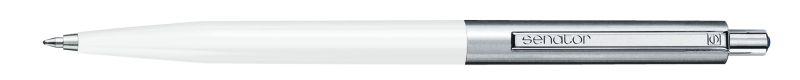белые ручки Senator Point Metal