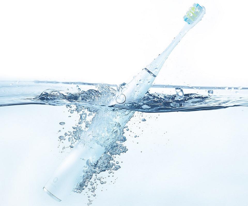 Электрическая зубная щетка Oclean One защита от пыли и воды