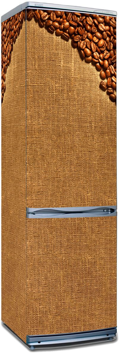 Fridge Skin - Coffee  3 Medium Roastby X-Decor