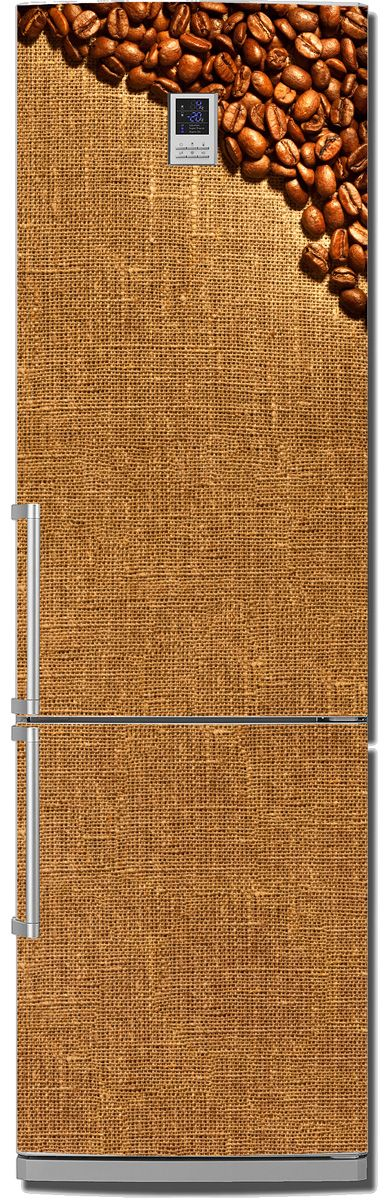 Fridge Skin - Coffee  3 Medium Roast by X-Decor