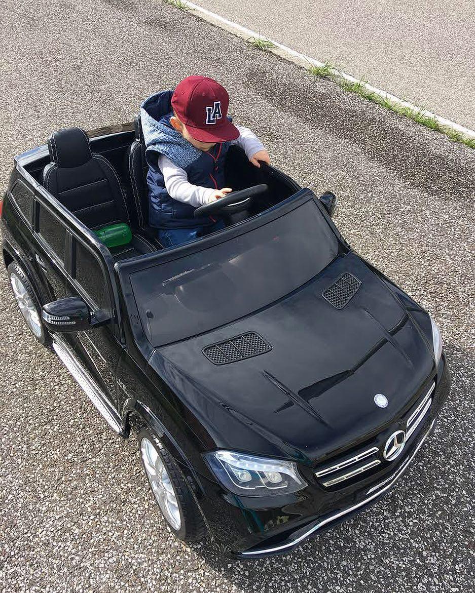 Детский электрический транспорт