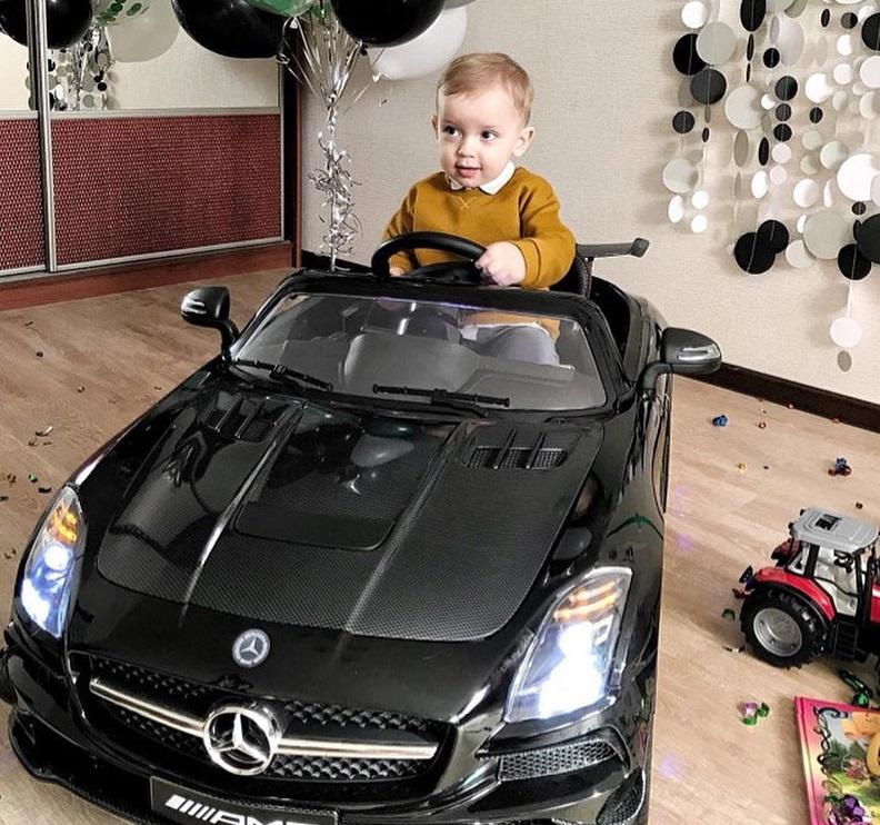Большая детская машина