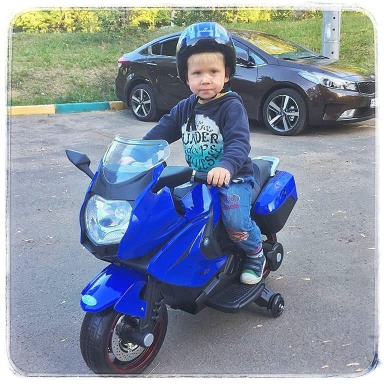 Отзыв о покупки электромотоцикле