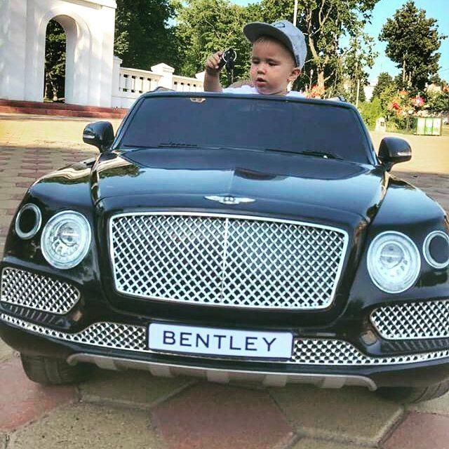 Отзыв о детском электромобиле