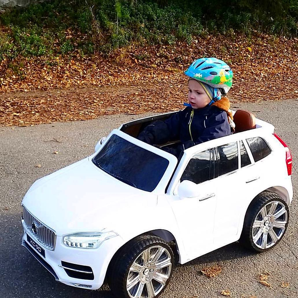 Мнение о детском электромобиле на аккумуляторе