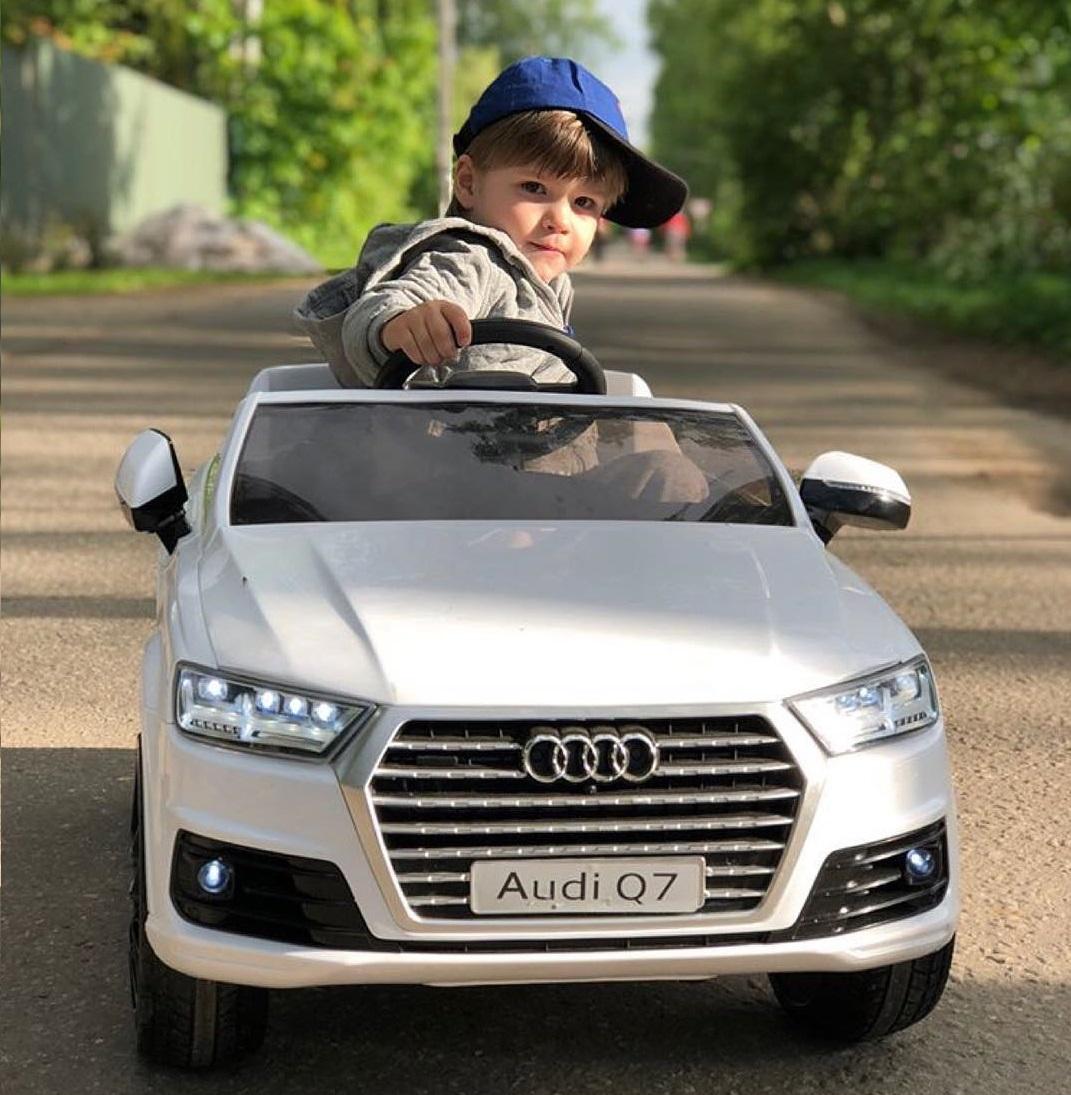 Отзыв о приобретении детского авто Audi Q7