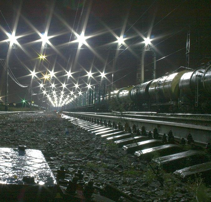освещение вагонов
