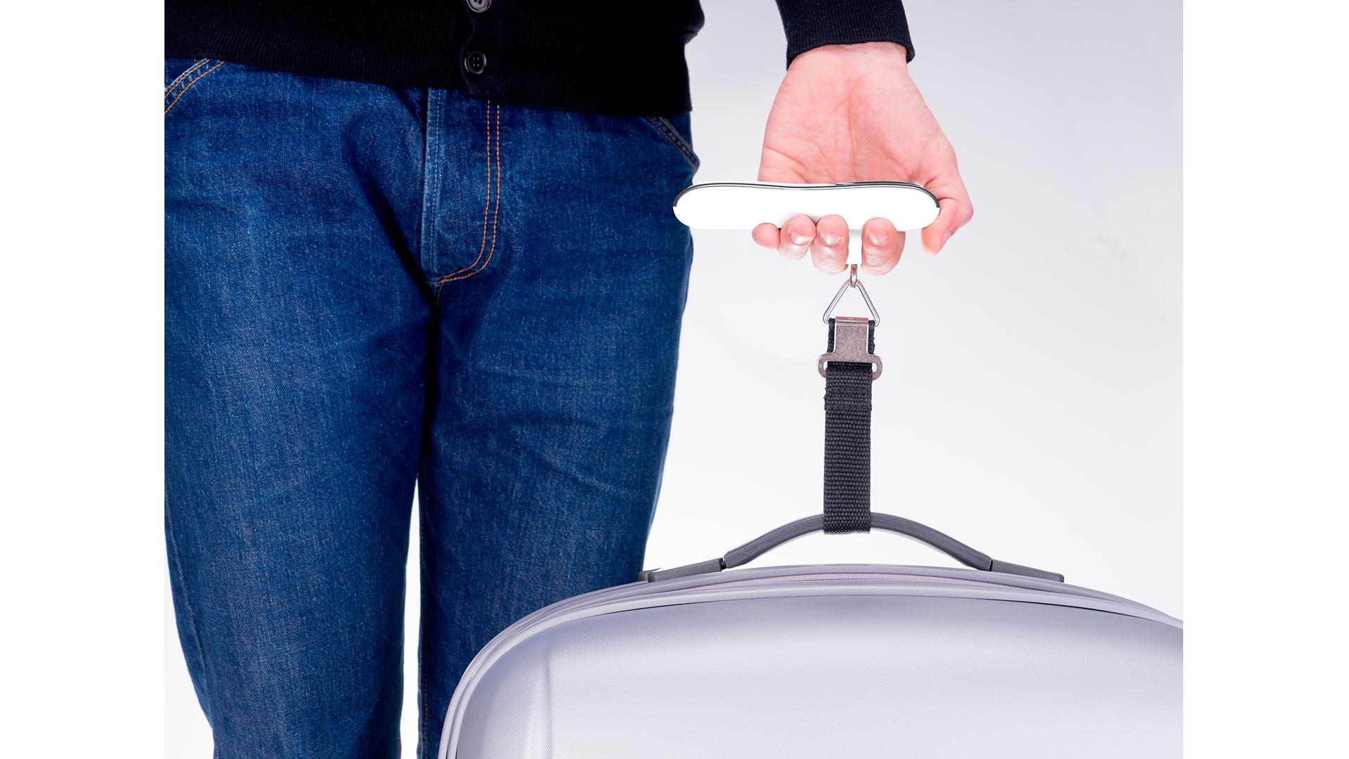 Универсальное зарядное устройство Hargol с багажными весами