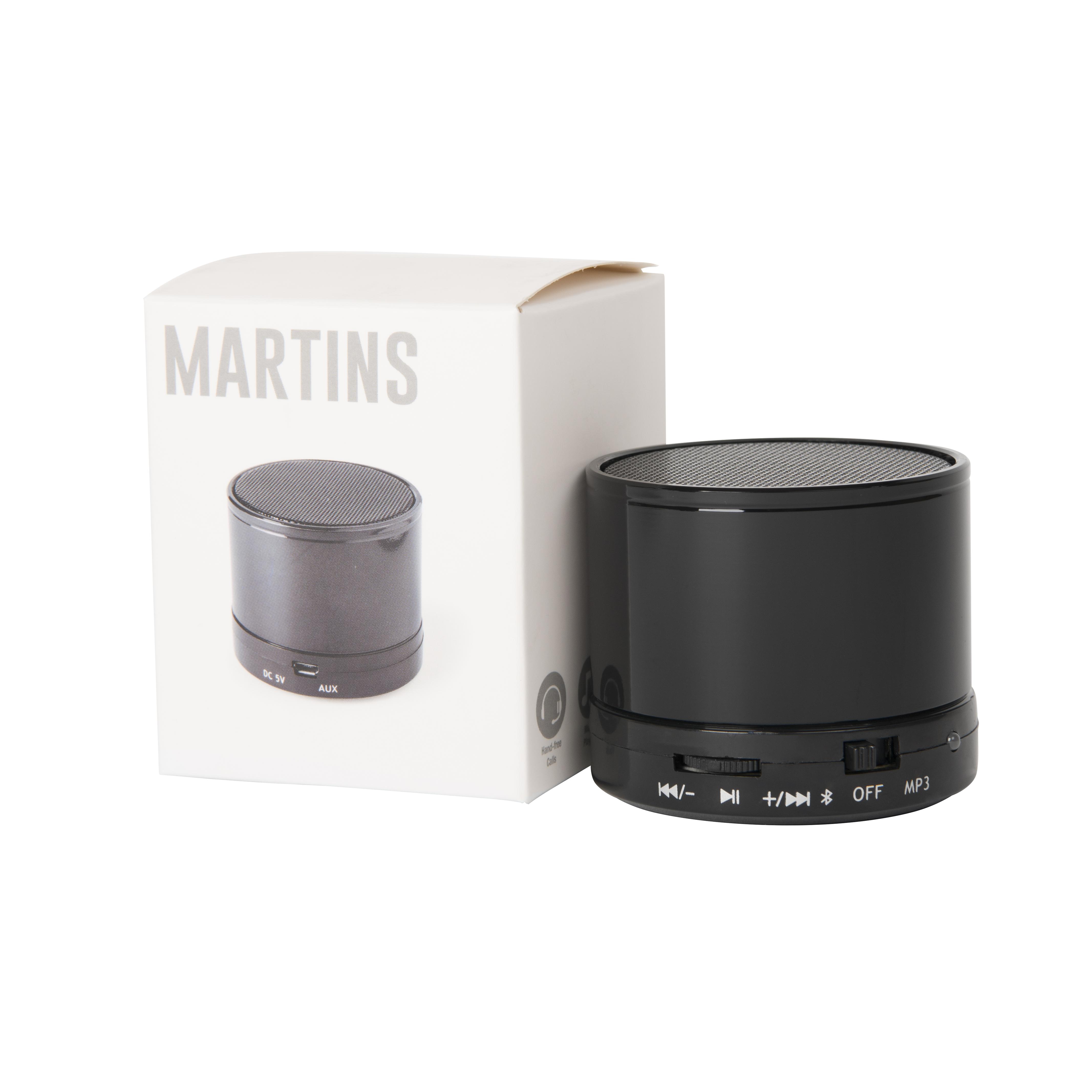 Портативная bluetooth-колонка Martins 344936