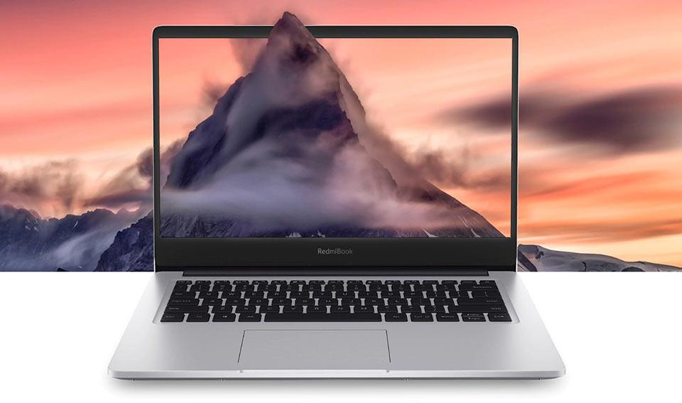 RedmiBook 14 большой экран