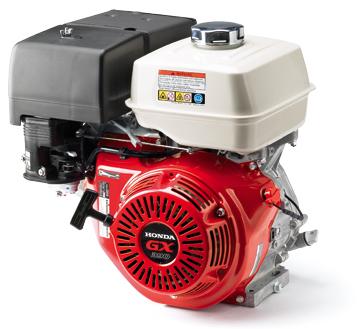 Двигатели Honda GX серии бензиновые.