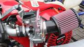 Двигатели Honda для картинга