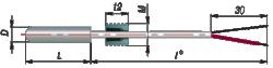Конструктивное исполнение ДТП034