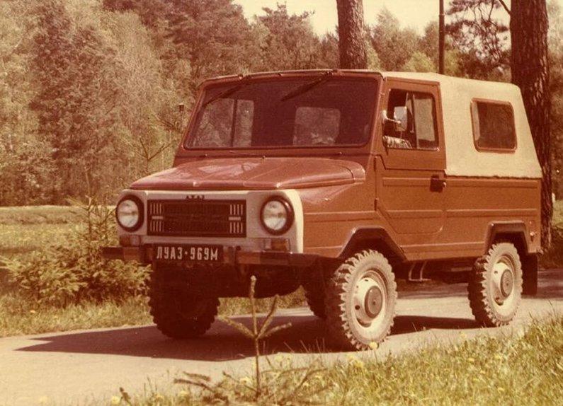 ЛуАЗ-969М. ФАКТЫ и МИФЫ